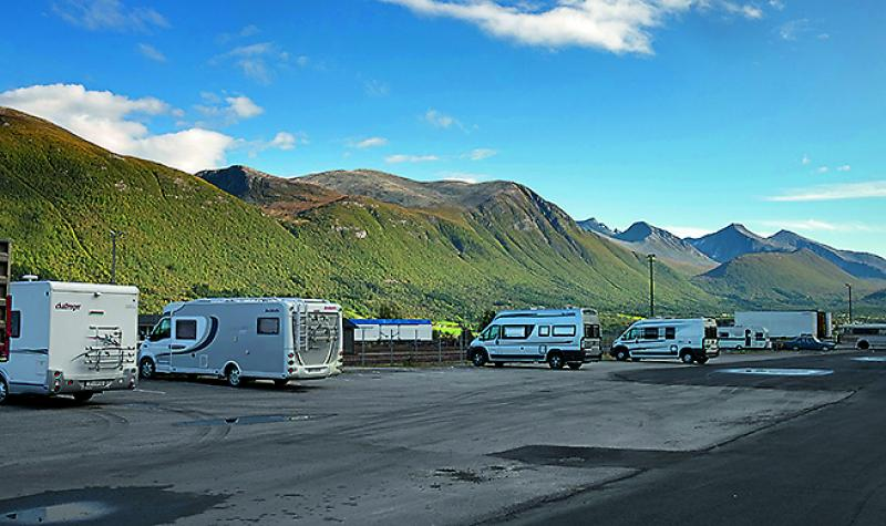 Bynær overnatting og opplevelser i Åndalsnes: Norges