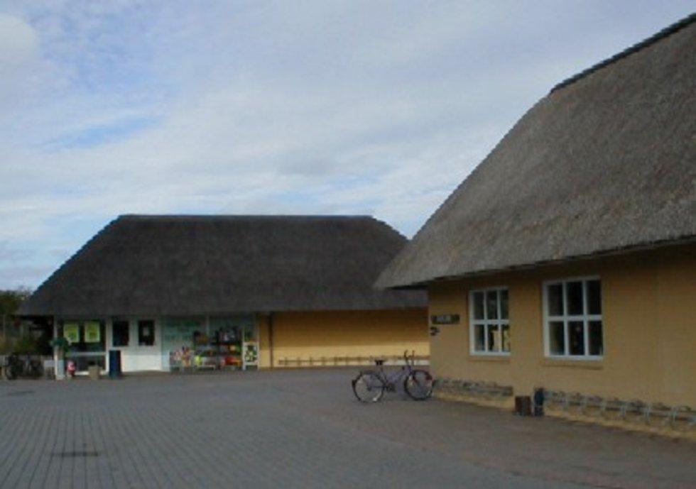Danmark Hvidbjerg Strand Camping Din Fritid