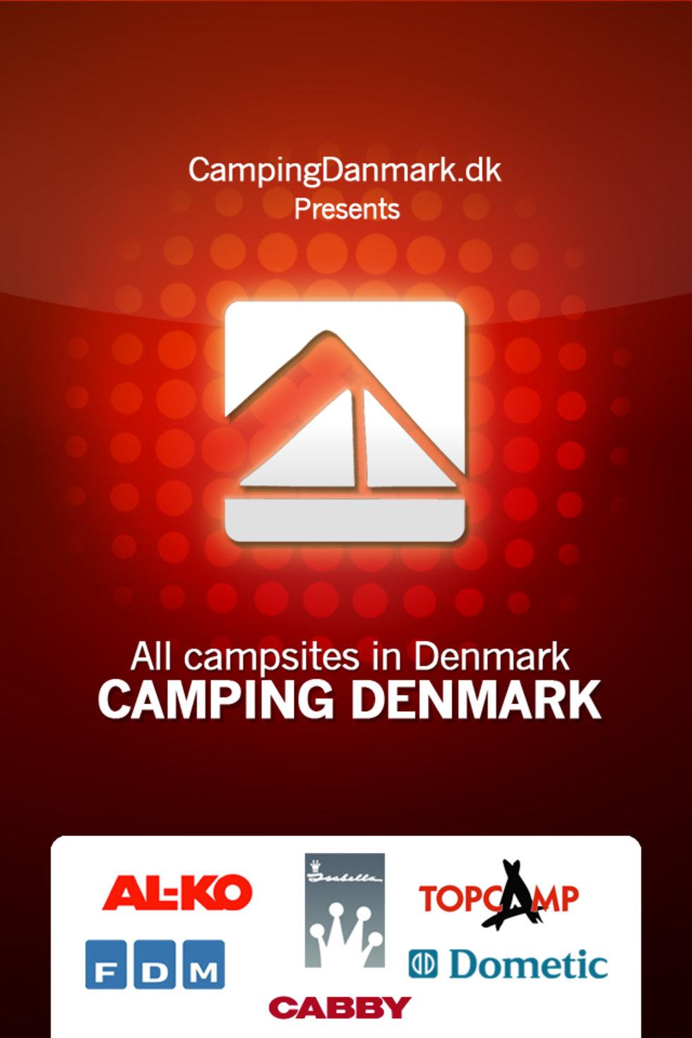 Hent Nordens Første Camping App Til Android Og Iphone Gratis Din