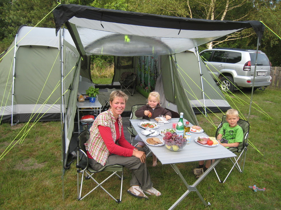 Test: Outwell Idaho L – ideelt til to voksne og to barn