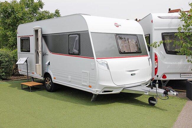 Test: Bürstner Premio 485 TK – lett campingvogn for hele