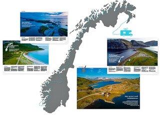 Fricamping og camping i vest: Ukjente perler ved Norskehavet